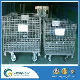 Speicherdraht-Korb/Behälter für das Empfangen der schweren Teile
