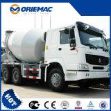 Carro Zz1257n3641W del mezclador concreto de HOWO 6X4 8m3 336HP