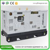 125kVA de potencia de primer tipo silencioso Generador Diesel