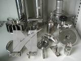 Tubo de aço inoxidável por fundição de alta precisão / fundição de investimento ou fundição de cera perdida