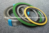Inner와 Outer Ring, Swg Gaskets (Sunwell)를 가진 나선형 Wound Gaskes