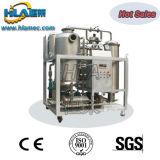 Vacío y máquina de la filtración del aceite de la turbina del aglutinador
