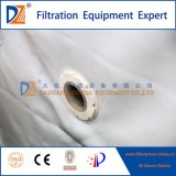 Matériel manuel à haute pression de traitement des eaux de machine de filtre-presse de membrane