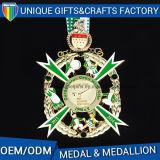 工場価格のギフトのためのカスタム記念品の金属メダル