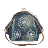 Модная джинсовая Жан сумки Lady Diamond Shouder мешок