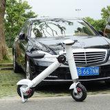 2017 Nouveau modèle de scooter électrique à 2 roues Ecorider et Fast Speed