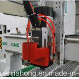 1325, Vakuumtisch, Servofahrer, Syntec System, Hiwin Zünft-Schiene, ATC CNC-Fräser-Maschine