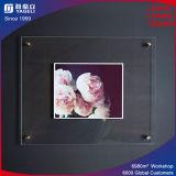 الصين مصنع عرض جذّابة أكريليكيّ برّاد مغنطيس صورة إطار