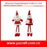 Decoración de la Navidad (ZY14Y334-1-2-3) Traje del ballet de la materia de la Navidad