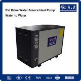 L'eau géothermique d'air de pompe à chaleur du chauffage 10kw 20kw