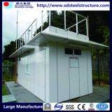 주문을 받아서 만들어진 튼튼한 시멘트 선적 컨테이너 건축