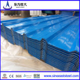 Alta qualità 0.18mm Color Curving Corrugated Galvanized Steel Roof Sheet/Steel Tile