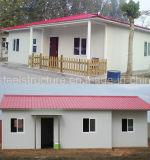 Structure en acier pour le Paraguay Maison préfabriquée