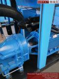 2ステージの圧縮回転式ねじ空気圧縮機