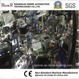 プラスチックハードウェア製品のための標準外自動化された一貫作業