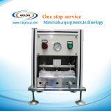 Máquina manual del lacre de la bolsa para el lacre de la tapa y de la cara