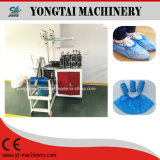 Couverture de chaussure imperméable à l'eau remplaçable automatique de PE et de CPE faisant la machine