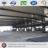 Sinoacme Structure légère en acier préfabriqués fabriqué par l'entrepôt