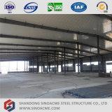 Sinoacme 조립식 가벼운 강철 구조물 창고