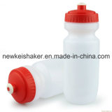 Top Quality ecologico Push Button Plastic Shaker Bottles 750ml