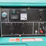 groupe électrogène 5kVA diesel portatif refroidi par air avec le système de remplissage de volant