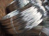 最上質の電流を通された鉄ワイヤー