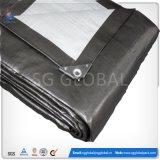 Resistente a UV espesso pesado super impermeável de polietileno marrom Tarp cobrir