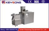 Fritando a massa do macarrão granula a máquina e a frigideira do fabricante da máquina do alimento