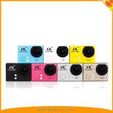 appareil-photo de l'action 4K avec le WiFi 30m imperméables à l'eau