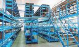 Cer-mehrschichtiger Lager-Stahlspeicher-schwere Laden-Mezzanin-Zahnstange