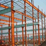 Estrutura de aço pré-moldada Edifício da casa do quadro