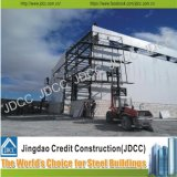 China Low Cost Highquality Pre-Engineered Steel Structure Building para Exporting