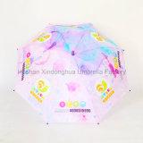 아이들 (KID-0019ZC)를 위한 아이 우산을 인쇄하는 주문을 받아서 만들어진 풀 컬러