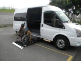 CE Scissor и Hydraulic Wheelchair Lift для Van и Minibuswith Loading Capacity 350kg