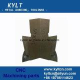 CNC, der mit Aluminium 6061/6063/7075 durch Fabrik-Preis maschinell bearbeitet