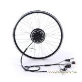 Kit eléctrico elegante de la conversión de la bicicleta de la generación 200W-400W de la empanada 5/kit eléctrico del H3AGALO USTED MISMO de Ebike del kit del mecanismo impulsor