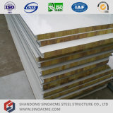 Felsen-Wolle-Zwischenlage-Panel-Hersteller