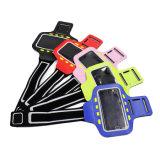 マルチカラーネオプレンLEDのフラッシュが付いている防水アーム電話袋