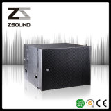 Zsound LA108S Mono 15 pouces Audio professionnel Subwoofer Sonic Music System
