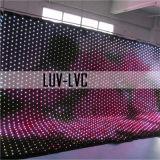 LED Video Vision Vorhang für Bühne