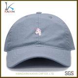 子供のためのカスタム刺繍の赤ん坊の野球帽のお父さんの帽子