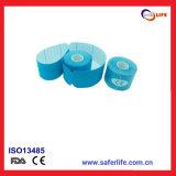 Rastreador médico impermeável à prova de água e cintilação elástica (SL08-011)