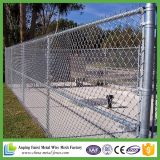 Гальванизированная низкой стоимостью установка загородки звена цепи