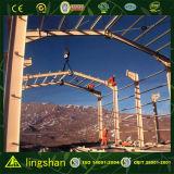 Construction de bâti en acier galvanisée préfabriquée