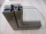 Het Poeder die van het Profiel van de Uitdrijving van het aluminium Thermische Onderbreking met een laag bedekken