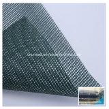 500d de pvc Met een laag bedekte Stof van het Netwerk van het Zwembad van de Polyester Waterdichte Vinyl