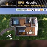 Casa modular prefabricada modificada para requisitos particulares a prueba de viento incombustible del envase