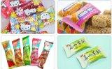 Machine van het Voedsel van de Machine van de Verpakking van de Staaf van het Suikergoed van de Snacks van de goede Kwaliteit de Automatische Verpakkende