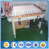 Крупноразмерная автоматическая рамка печатание экрана Hjd-E6 протягивая машину для сбывания
