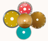 Laser Welded Diamond Saw Blades per Stone&Marble&Granite Cutting